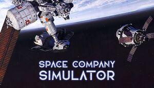Space Company Simulator cover