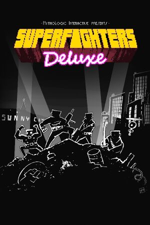 Superfighters Deluxe cover
