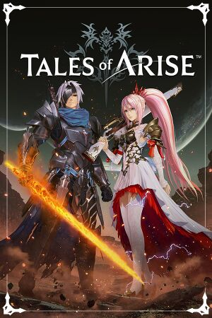 Tales of Arise cover