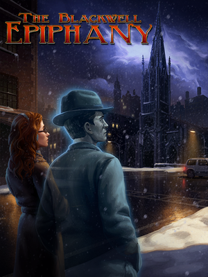 The Blackwell Epiphany cover
