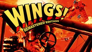 Wings! Remastered Edition cover