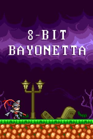 8-Bit Bayonetta cover