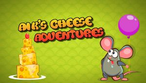 Aik's Cheese Adventures cover
