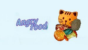 Angry food cover
