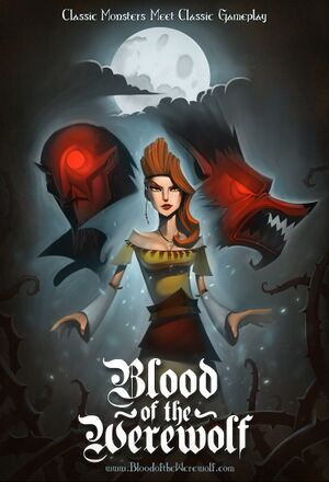 Blood of the Werewolf cover