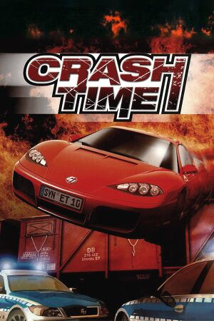 Crash Time cover