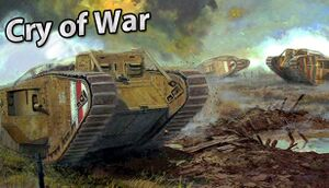 Cry of War cover