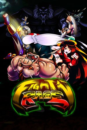 Fight'N Rage cover