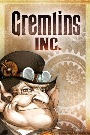 Gremlins, Inc. cover
