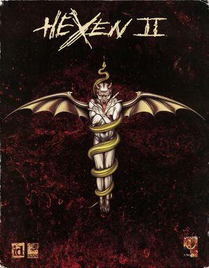 Hexen II cover
