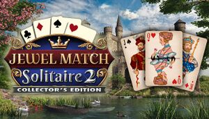 Jewel Match Solitaire 2 cover