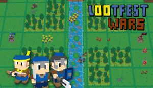 Lootfest Wars cover