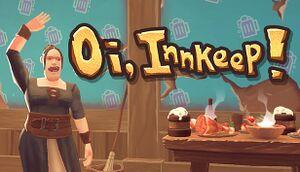 Oi, Innkeep! cover