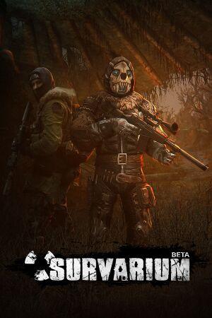 Survarium cover