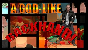 A God-Like Backhand! cover