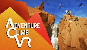 Adventure Climb VR cover