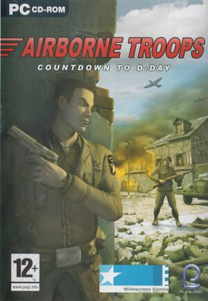 Airborne Troops: Countdown to D-Day cover