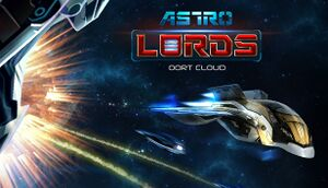 Astro Lords: Oort Cloud cover