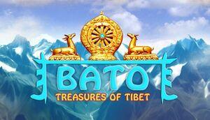 Bato: Treasures of Tibet cover