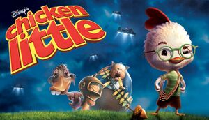 Disney's Chicken Little cover