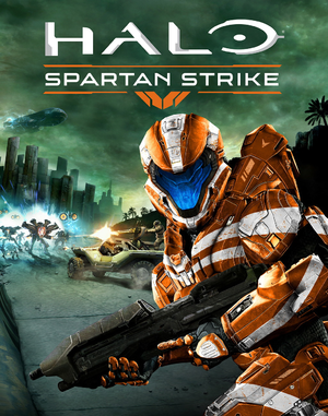 Halo: Spartan Strike cover