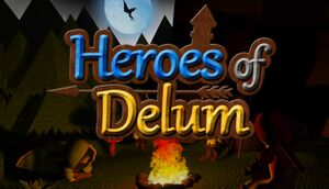 Heroes of Delum cover