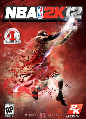 NBA 2K12 cover