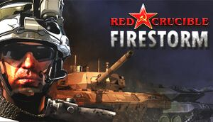 Red Crucible: Firestorm cover