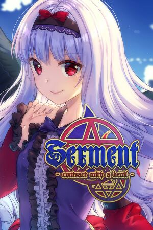 Serment - Contract with a Devil cover