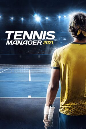 Tennis Manager 2021 cover