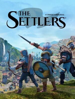 The Settlers (2020) cover