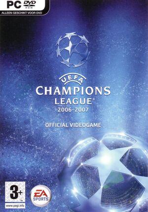 UEFA Champions League 2006-2007 cover