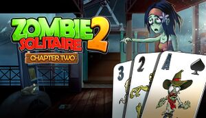 Zombie Solitaire 2 Chapter 2 cover
