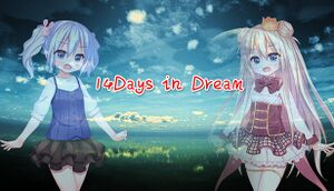 7 Days in Dream cover