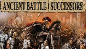 Ancient Battle: Successors cover