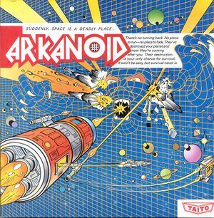 Arkanoid IBM PC Front Cover.jpg