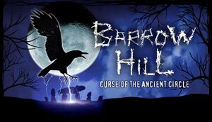 Barrow Hill: Curse of the Ancient Circle cover