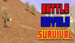 Battle Royale Survival cover