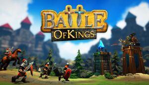 Battle of Kings VR cover