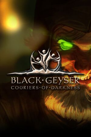 Black Geyser: Couriers of Darkness cover
