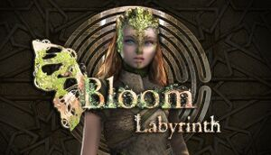 Bloom: Labyrinth cover