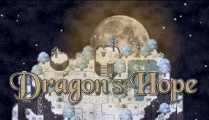 Dragon's Hope cover