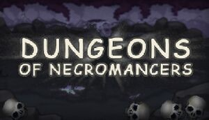 Dungeons of Necromancers cover