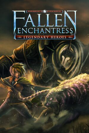Fallen Enchantress: Legendary Heroes cover