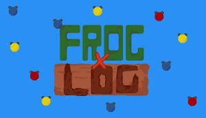 Frog X Log cover