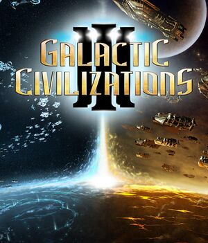 Galactic Civilizations III cover