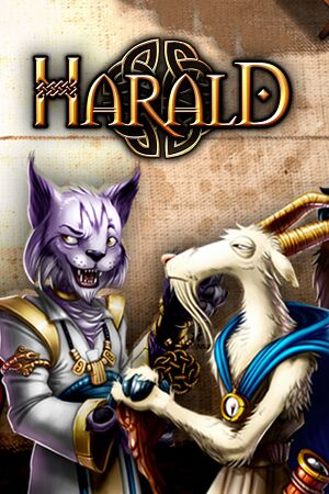 Harald: A Game of Influence cover