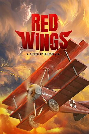 Red Wings: Aces of the Sky cover