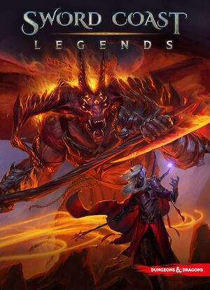 Sword Coast Legends cover