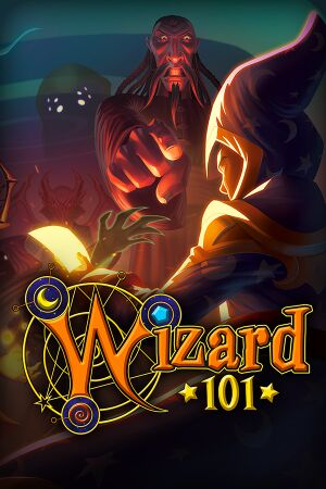 Wizard101 cover